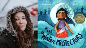 Alaska illustrator becomes first Native American to win Caldecott Medal