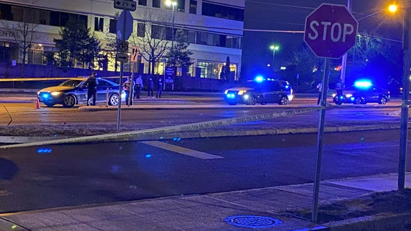 Woman killed in hit-and-run crash in Falls Church, police say