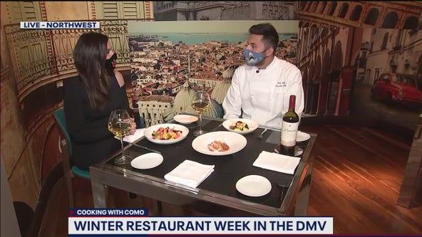 Winter Restaurant Week in the DMV kicks off