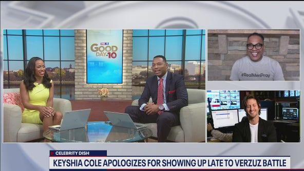 CELEBRITY DISH: Salt-N-Pepa biopic drama and Keyshia Cole apology
