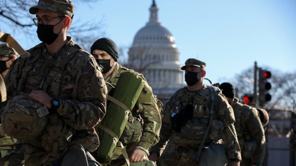 National Guard mission at Capitol slated to end May 23; fencing to remain up: report
