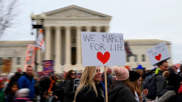 'March for Life' will take place virtually this year, organizers say