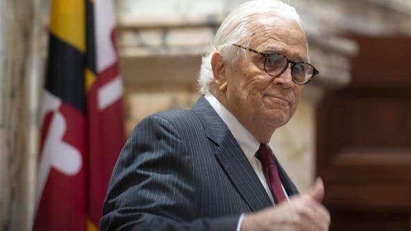 Maryland Senate President Emeritus Thomas V. Mike Miller Jr. passes away at 78