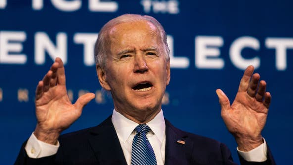 What does an evenly split Senate get President-elect Joe Biden?