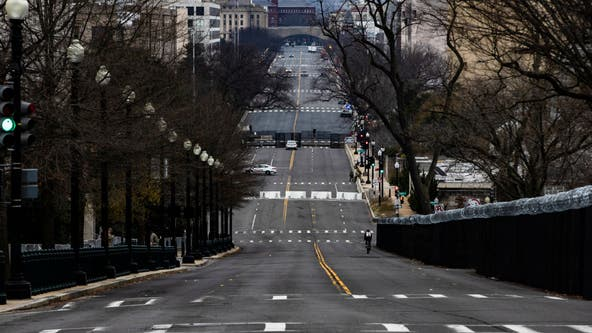 US Secret Service makes 3 arrests in DC on Inauguration Day