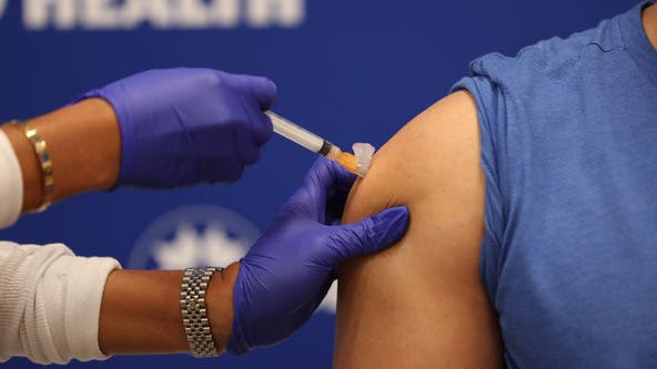 COVID-19 vaccination appointments to open for Fairfax County Public Schools employees starting Thursday