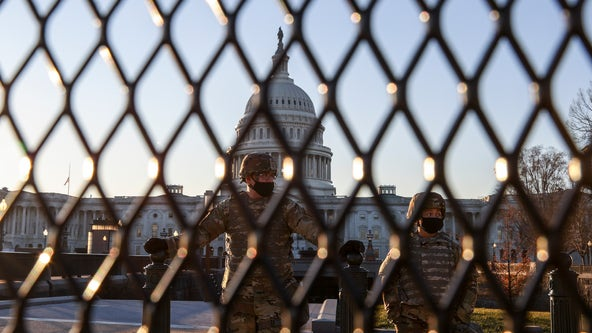 Twice as many troops in DC for inauguration than in Afghanistan and Iraq combined