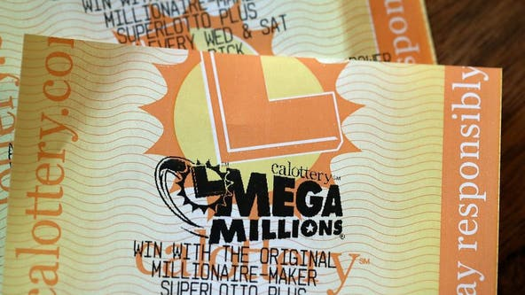 Tuesday's Mega Millions jackpot is third-largest in U.S. history at $850M