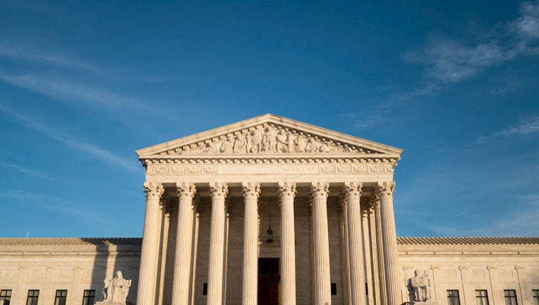 The U.S. Supreme Court is seen on Thursday, January 7, 2021.