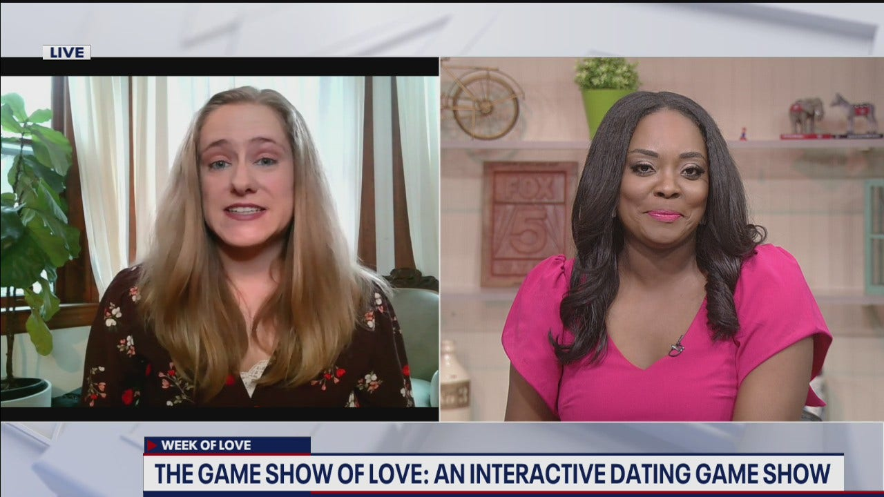 New dating game show on fox women dating