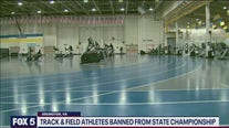 Arlington high school track and field athletes being denied participation in statewide championship