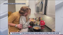 """""""Outer Banks"""" star Chase Stokes talks healthy eating, love, career and more"""