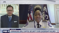 Lawmakers grill Capitol security over leadership failures