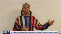 Ashburn, Virginia Teen Wins Top Black History Writing Contest