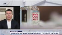 Medical expert talks Johnson & Johnson single-shot COVID-19 vaccine
