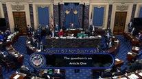 Senate acquits former Pres. Trump in 2nd impeachment trial
