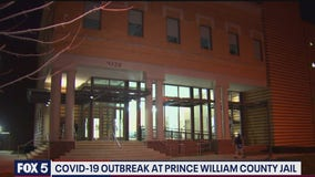 COVID-19 outbreak reported at Prince William County Jail