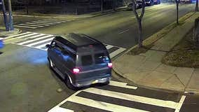 DC police looking for van linked to woman's stabbing death in Southeast