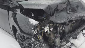Body shops seeing damaged cars across DC region amid winter storm