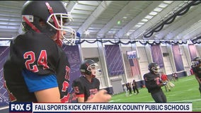 Fall sports kick off at Fairfax County Public Schools