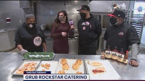 TAKEOUT TUESDAY: Grub Rockstar Catering