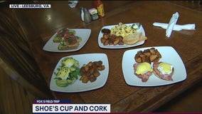 FOX 5 FIELD TRIP: Shoe's Cup and Cork