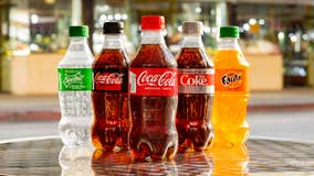 Coke debuts first new bottle size in a decade, and it's made from recycled plastics
