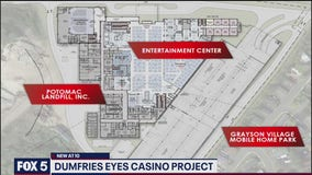 Hotel and gaming resort planned for Dumfries