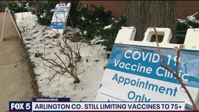 Arlington County seniors question why they are not getting vaccine priority the same way as others
