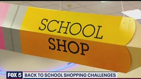 Back-to-school shopping arrives mid-winter as schools begin reopening
