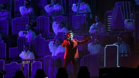 The Weeknd's Super Bowl LV halftime show gets mixed reviews from fans
