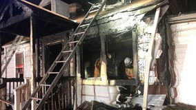 Montgomery County house fire kills woman, 2 dogs