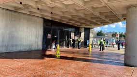 Man in serious condition after shooting at Anacostia Metro Station, police say