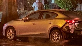 Manhole explodes in DC near Logan Circle, damages parked car: officials
