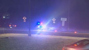 2 dead, 4 hurt in early morning crash on Suitland Parkway in Prince George's County