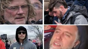 New photos of Capitol siege suspects released by FBI