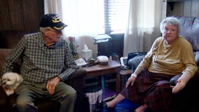 Elderly veteran kills home intruder who attacked his wife