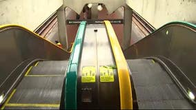 DC Metro to replace 130 escalators at more than 30 stations
