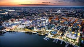 Navy Yard neighborhood in DC to receive numerous renovations - here's what it will look like