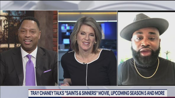 """Tray Chaney talks """"Saints & Sinners"""" movie, upcoming season 5 and more"""