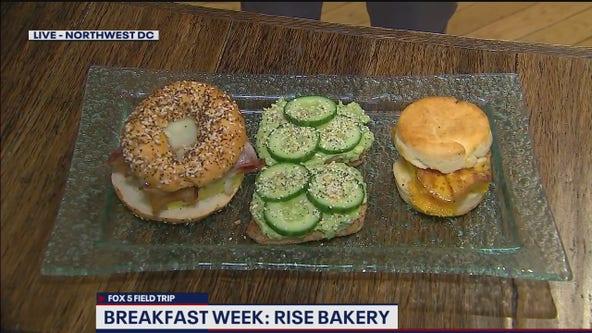 FOX 5 FIELD TRIP: Rise Bakery in Northwest DC