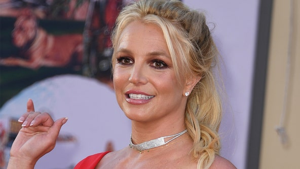 #FreeBritney Rally taking place in DC to support end of Britney Spears' conservatorship