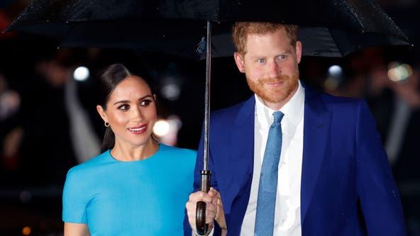Prince Harry, Meghan won't return as working royals, Buckingham Palace confirms