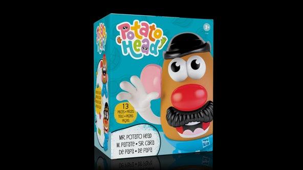 Mr. Potato Head goes gender neutral, Hasbro announces
