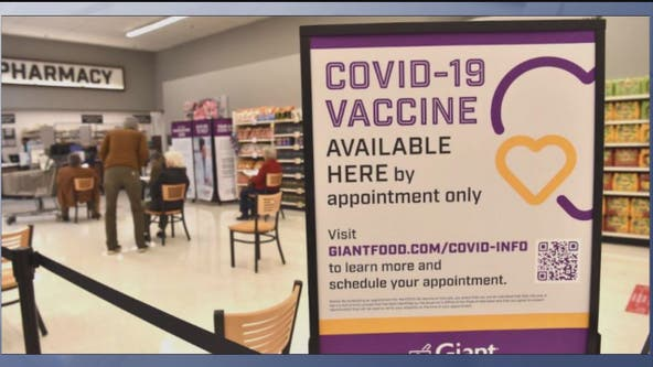 Fairfax County Health Department partnering with Giant Pharmacy to administer COVID-19 vaccine
