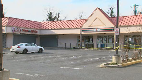 Attempted ATM robbery under investigation at 7-Eleven in Southeast DC