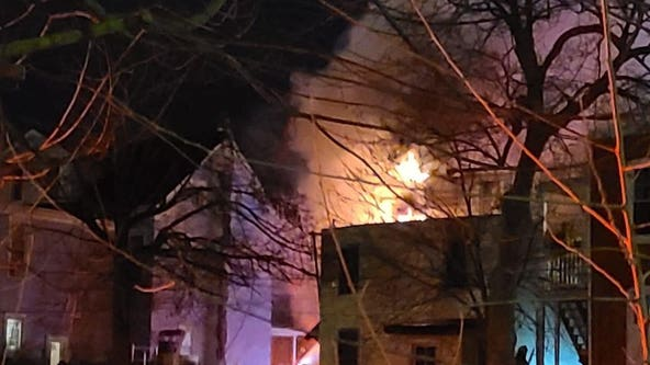 Triple fatal fire reported in Hagerstown