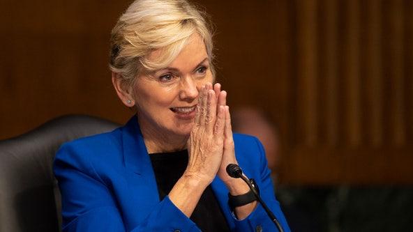 Former Michigan Gov. Jennifer Granholm confirmed by Senate as energy secretary
