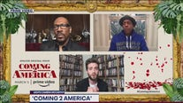 "Part 2 of ""Coming 2 America"" interview with Eddie Murphy, Arsenio Hall"