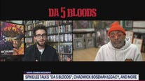"Spike Lee talks ""Da 5 Bloods,"" Chadwick Boseman legacy and more"